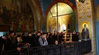 Песнопения на Божественной литургии (иностранные хоры, Валаамский монастырь)(, 2015-07-27T13:36:24.000Z)