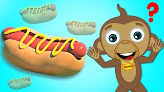 HOT DOG MYSTERY | Annie Ben and Mango | Mystery Cartoon Series | Funny Cartoons for Children
