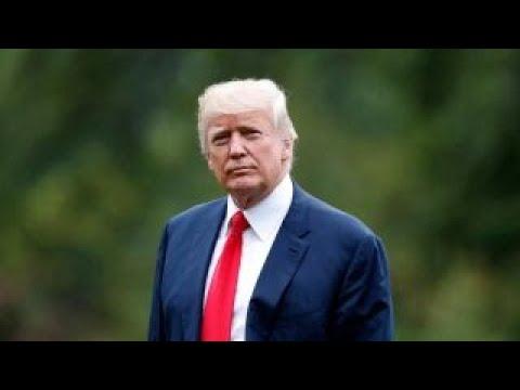 Trump: Washington has no right to shut down energy production