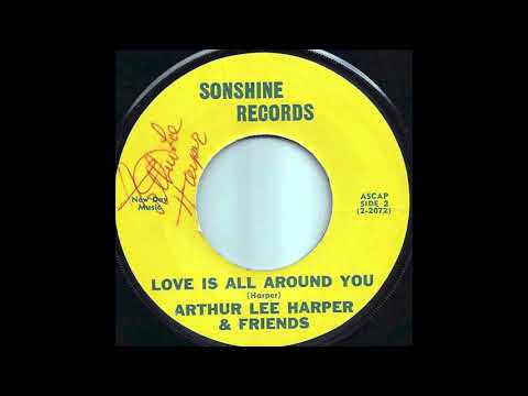 Arthur Lee Harper - Love Is All Around You mp3