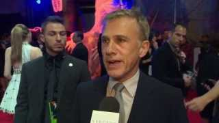 Spectre Mexico City Premiere Interview - Christoph Waltz