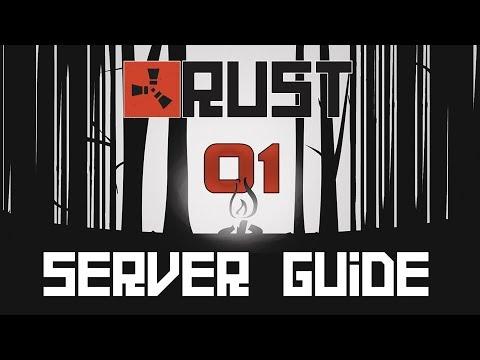 RUST Server Guide ► #01 ► Eigenen Home Server Einrichten - Ein Klick Installation [German Deutsch]