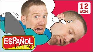¡Sueños infantiles! Sueños en Español Steve and Maggie Español | Salta, Vuela y Nada