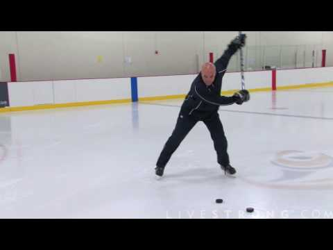 How To Perform A Slap Shot