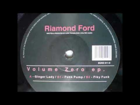 Riamond Ford - Ginger Lady