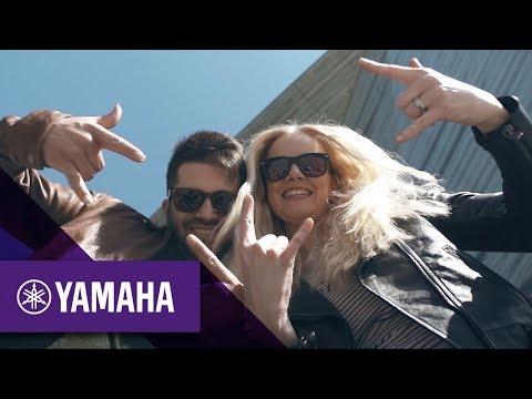 Passion for Music: Musician Profiles  Luca Stricagoli & Meg Pfeiffer  Guitar  Yamaha Music