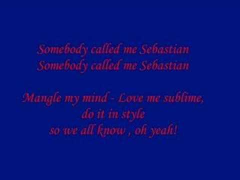 Absolute - Sebastian with lyrics