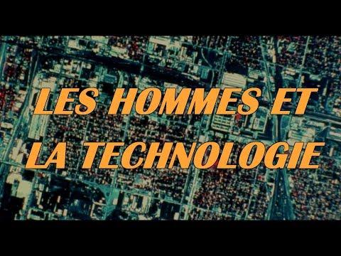 Notre rapport à la technologie