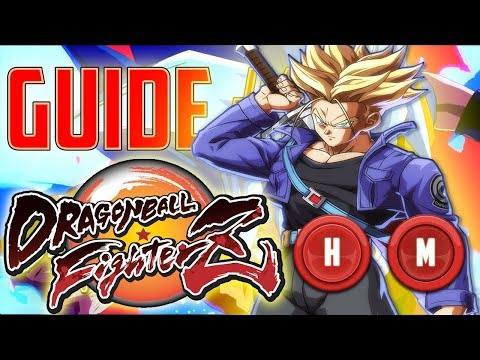 Dragon Ball FighterZ BEGINNER Guide (PS4 XBOX PC)
