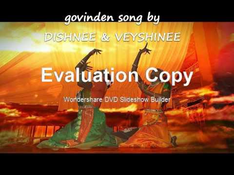 Govinden song by DISHNEE VIRASAMI