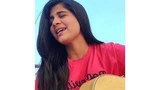 Chhod do Anchal Female Guitar Cover