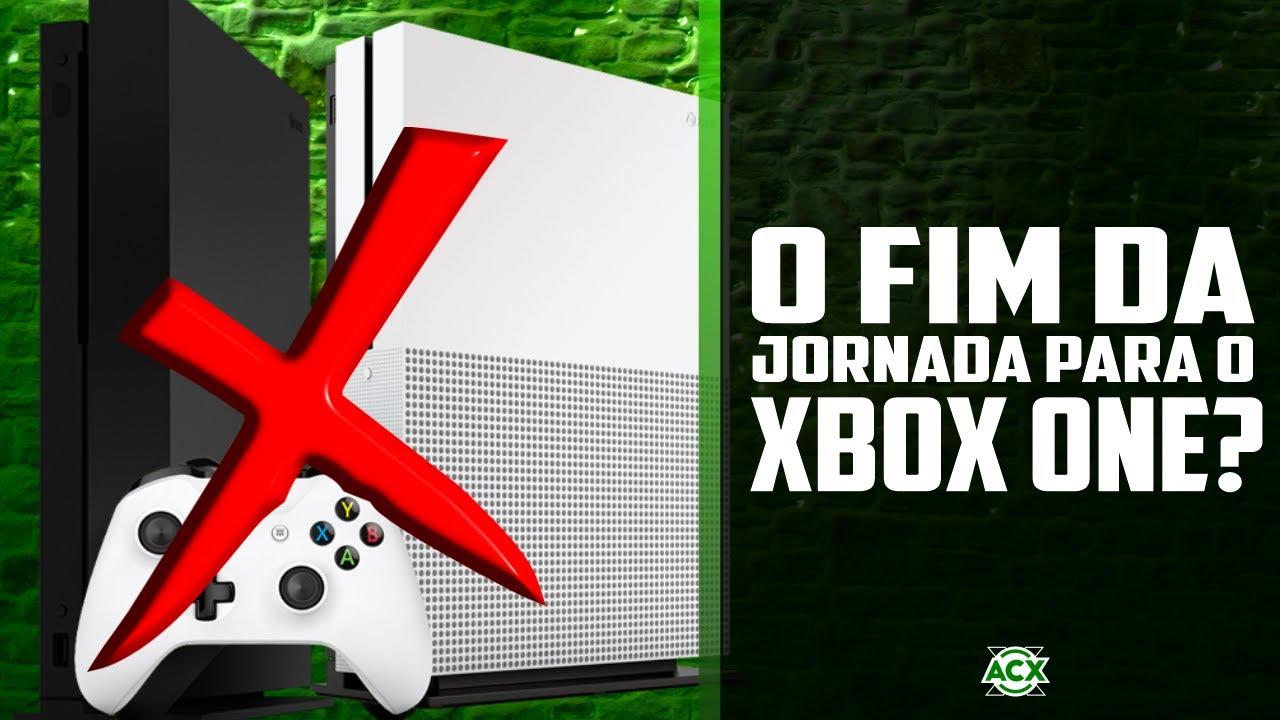 FIM da produção XBOX ONE? A Microsoft está descontinuando o console?