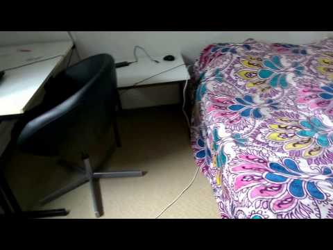 University Dorm in Germany: Student life in Dorm