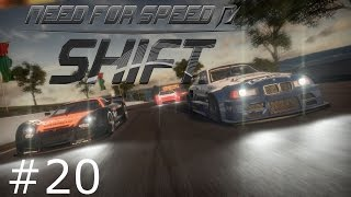 Lets Play: Need for Speed Shift #20 (German) - Zurück auf Stufe 3