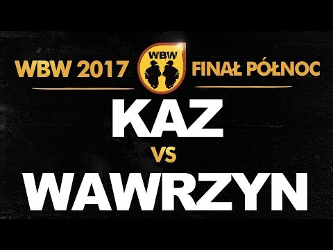 Descargar bitwa KAZ vs WAWRZYN # WBW 2017 Finał Północ (B) # freestyle battle