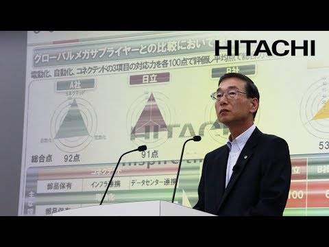 """Hitachi IR Day 2017"" Automotive Systems Business - Hitachi"