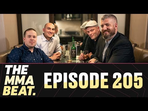 The MMA Beat: Episode 205  – MMA Fighting