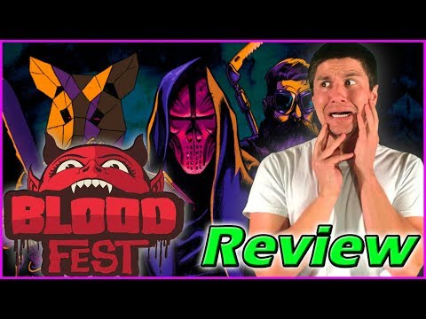 Blood Fest - Movie Review (Spoiler Free)