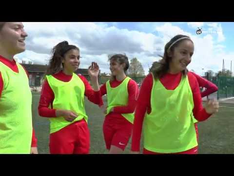 Reportage féminines Olympique de Valence