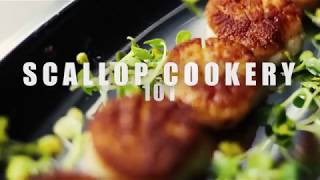 Scallop Cookery 101 with Coastal Seafoods