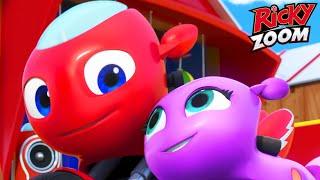 Ricky Zoom Italiano ❤️ Ricky e Toot - I Migliori Momenti | Veicoli Per Bambini | Cartoni Animati