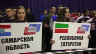 1(ч) Чемпионат ПФО * ММА - Самара 2017 *