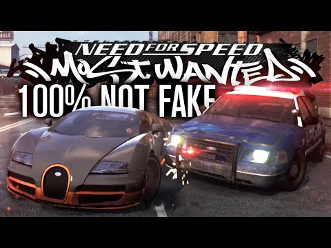 Need for Speed Most Wanted Википедия