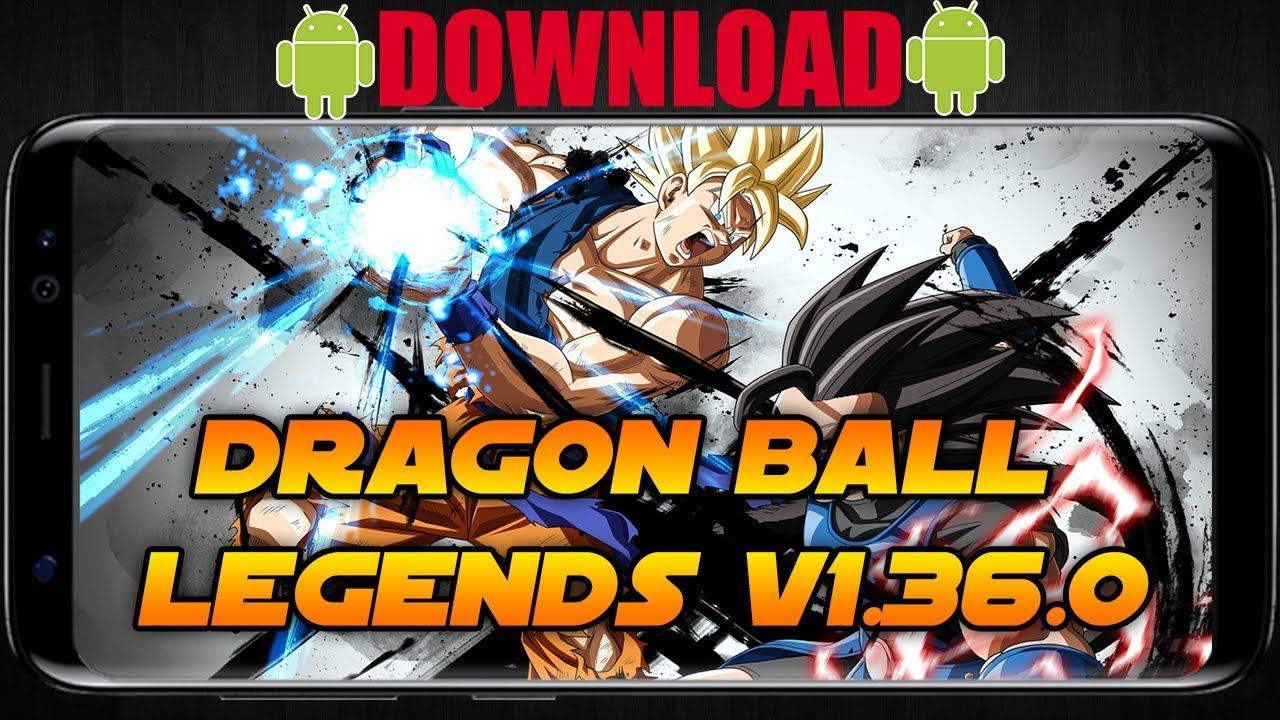 dragon ball legends apk