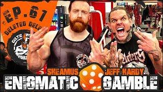 Jeff Hardy Enigmatic Gamble | Ep.61 Back Workout