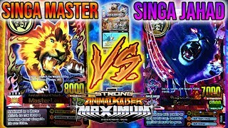 MASTER LEO MELAWAN SCORCH! HASILNYA BIKIN GIGIT JARI! - Animal Kaiser Versus #10