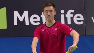 Danisa Denmark Open 2017 | Badminton F M2-XD | Zheng/Chen vs Tang/Tse