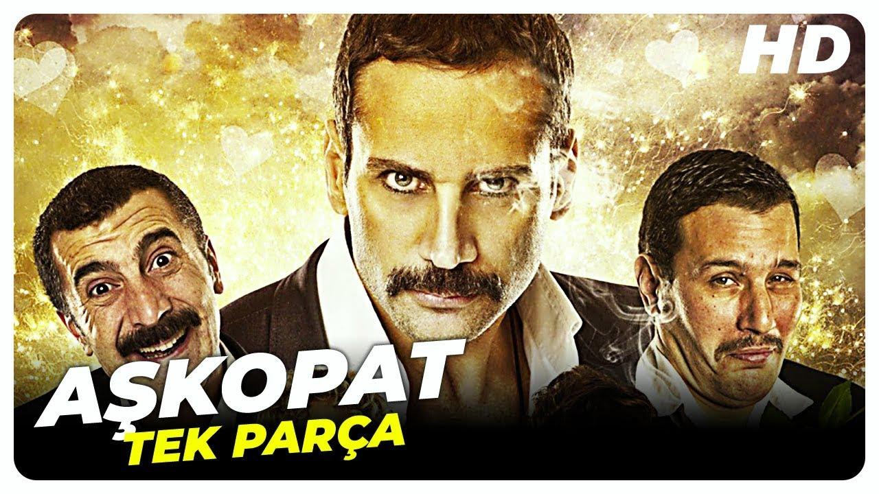 Aşkopat | Türk Komedi Filmi Tek Parça (HD)