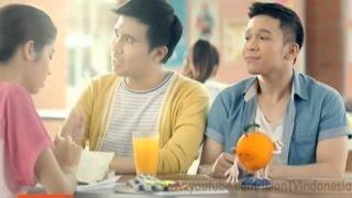 Iklan Nutrisari Jeruk Peras edisi Bocor Apa Doyan