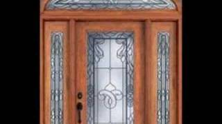 This Video Is Unavailable.     Distressed Alder Wood Entry Doors