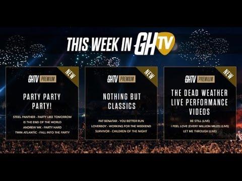 Guitar Hero Live Premium Shows Jan 19/16 - Fall Out Boy & Pop Rock Pack