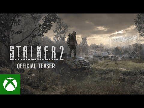 S.T.A.L.K.E.R. 2 — Official Gameplay Teaser