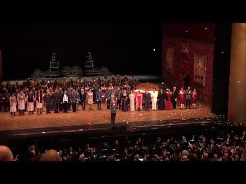 Renee Fleming's last curtain call in Der Rosenkavalier