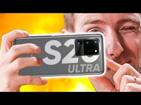 "Samsung Galaxy S20 ""CHONKY-EDITION"" (Ultra)"