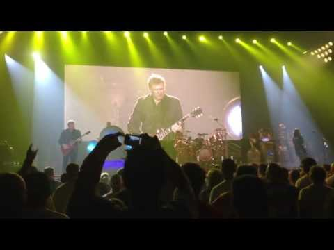 Rush, Spirit Of Radio Live,  July 12, 2013, Halifax, Nova Scotia