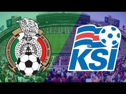 Download Youtube: Mexico Vs Islandia Amistoso 2018 - La Mejor Previa