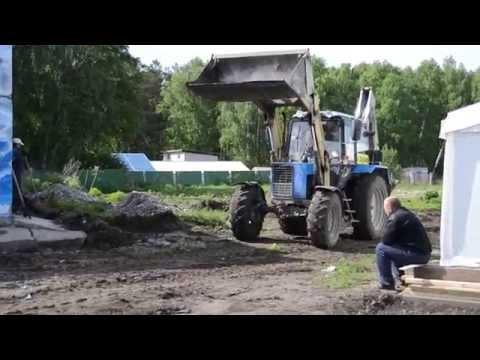 Погрузка и вывоз строительного мусора.