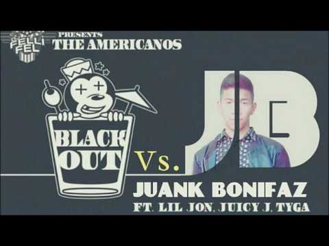 The Americanos - BlackOut ft. Lil' Jon, Juicy J, Tyga & Juank Bonifaz
