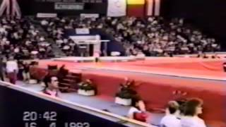 1993 World Gymnastics Champs, Women's AA