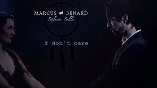 Ed Sheeran & Justin Bieber - I Don't Care [Cover by Marcus Genard & Stefanie Sekler]