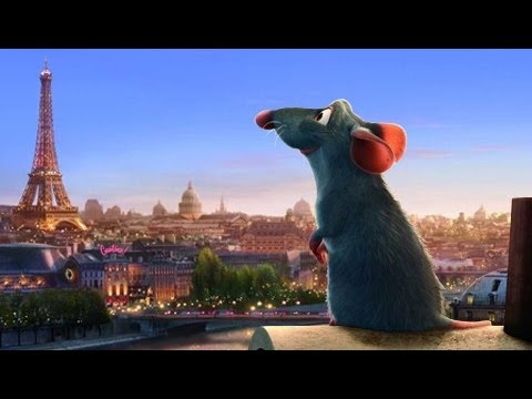 Is ratatouille a forgotten pixar film amc movie news for Salon pixar paris