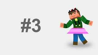 SWD Short #3 - Dance Of The Timelord Gamer - Minecraft Animation