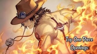 Top One Piece Openings Party Rank