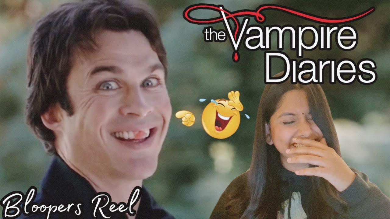 Download The Vampire Diaries ~ ''Bloopers Season (1- 7)'' ~ REACTION