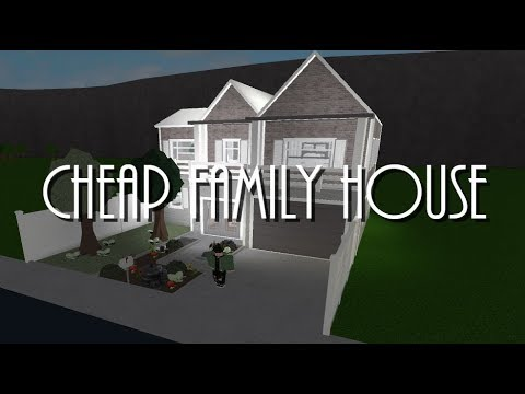 ROBLOX | Welcome To Bloxburg: Cheap family house - YouTube on a study design, family pool design, l shaped living room design, private garden design, gorgeous garden design, family office design, family restaurant design, family room designs, small conservatory design, family flooring ideas, spacious living room design, shower room design, south facing garden design, large balcony design, front elevation design, vestibule design, family garden designs, four bedroom design, juliette balcony design, family restroom design,