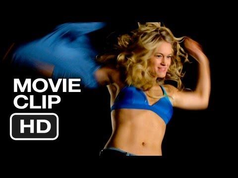 Chasing Mavericks Movie CLIP - Night Swim (2012) - Gerard Butler Movie HD